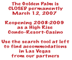 Golden Palm news